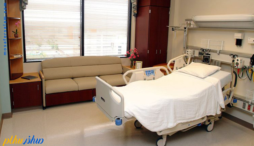 هتل بیمارستان گاندی تهران